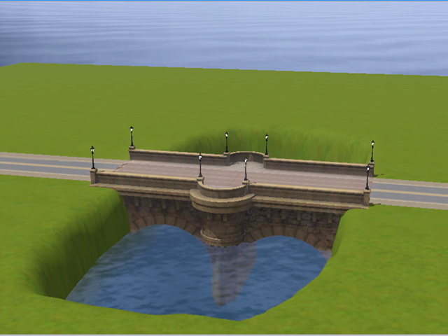 HOW TO CREATE A WORLD - THE SIMS 3 CAW TOOL GUIDE: TIPTORIAL - BRIDGES