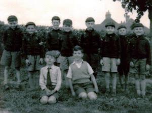 Ist Drayton cubs 1956