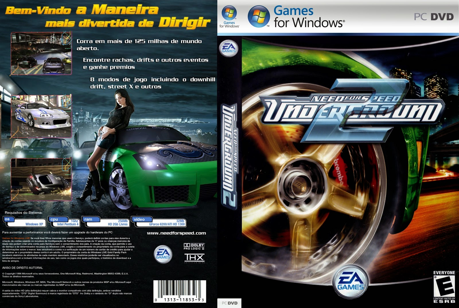 how to get need for speed underground 2 on pc
