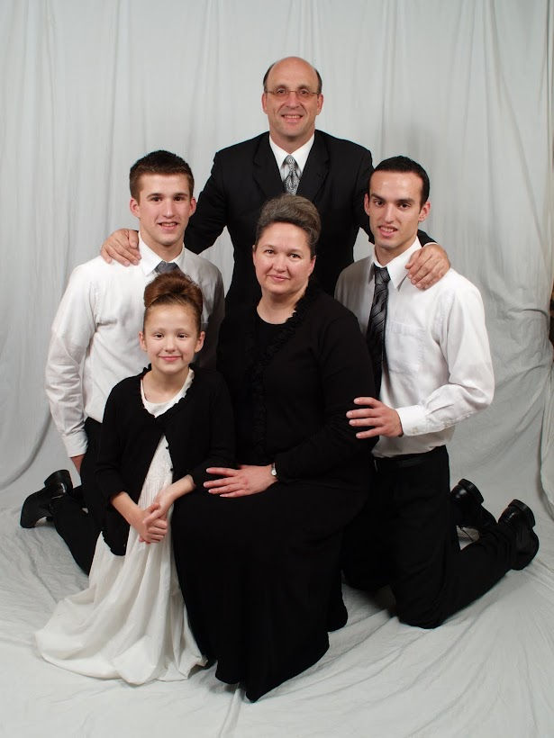 Jesse Starr Family