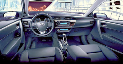 All New Toyota Corolla Altis 2014