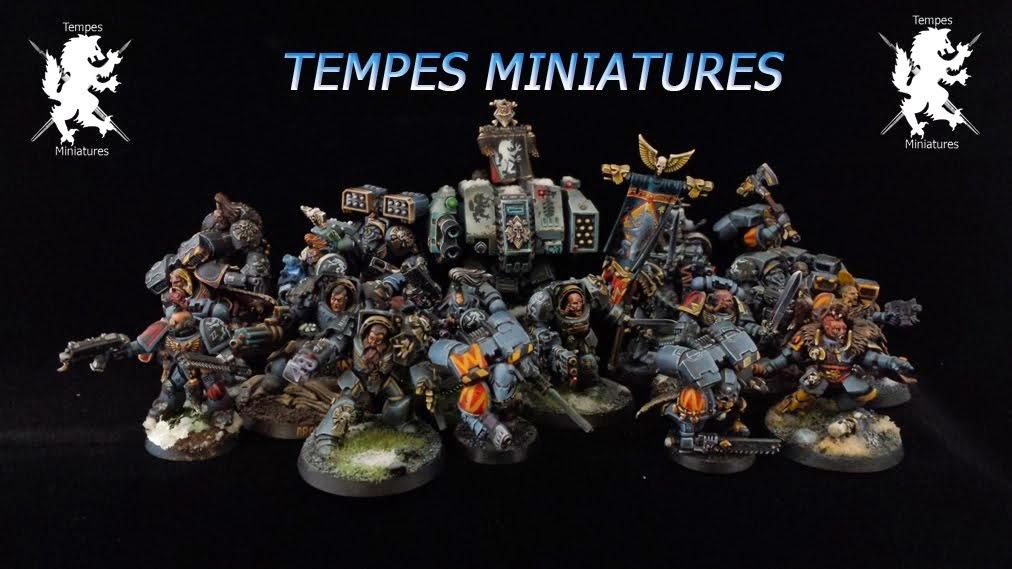 Tempes-Miniaturas