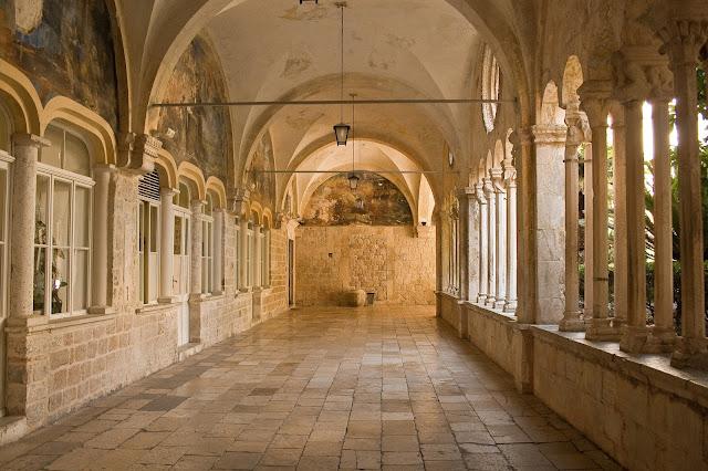 dubrovnik franciscan monastery of brace