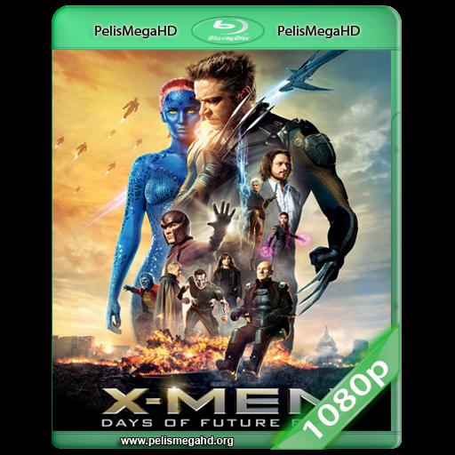 X-MEN: DÍAS DEL FUTURO PASADO (2014) WEB-DL 1080P HD MKV ESPAÑOL LATINO