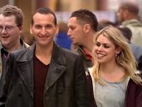 Cena da série Doctor Who