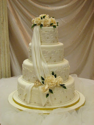 Wedding Cakes Are Delicious