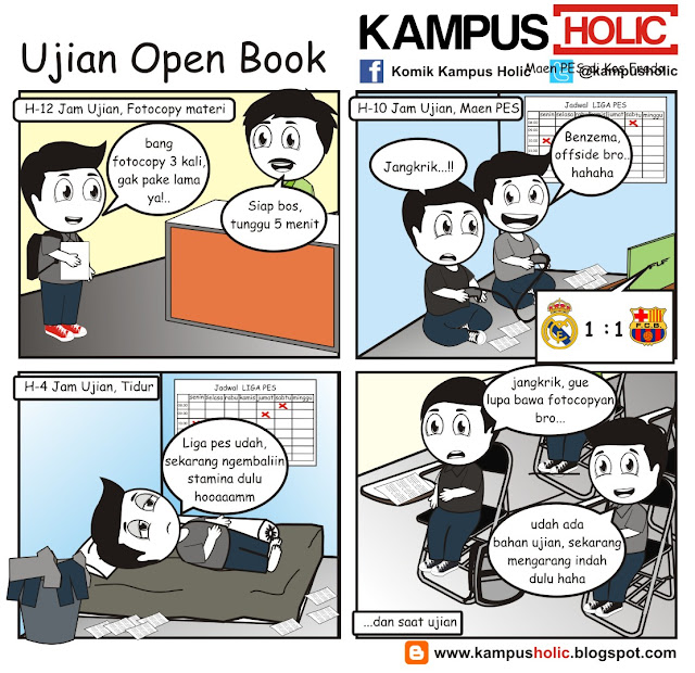 #232 Ujian Open Book