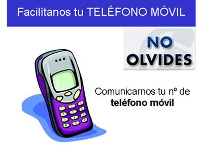 Bolet n el tamtam inscribe tu tel fono m vil en tu for Oficina de empleo telefono informacion