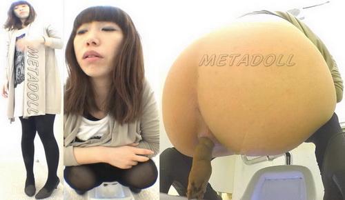 [SL-028] Pretty girls shitting 3 view angles camera.