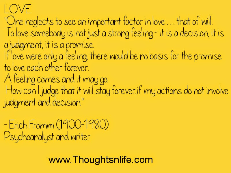 Thoughtsandlife: Love