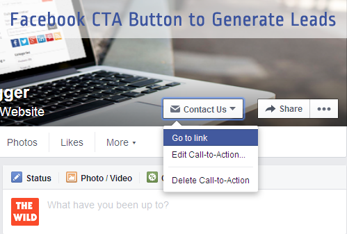 How to Create Facebook Call-to-Action Button to Generate Leads & Make Sales