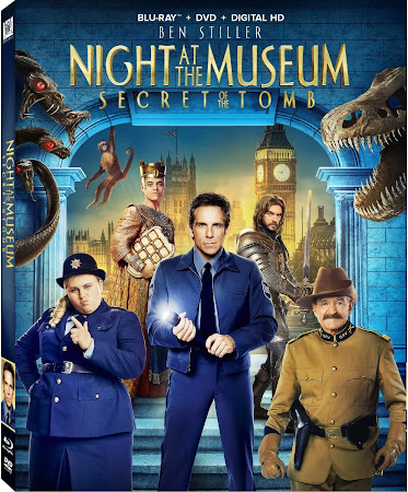 Night at the Museum: Secret of the Tomb (2014) 1080p BD50
