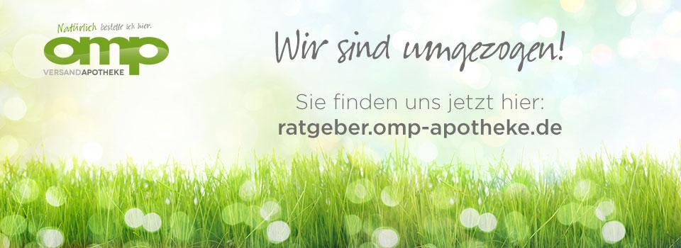 omp Versandapotheke Blog | Gesundheitsnews