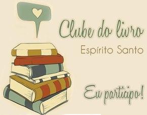 Banner do Clube do Livro Espírito Santo