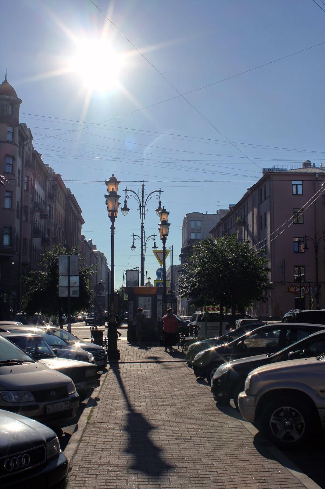 уличные светила города