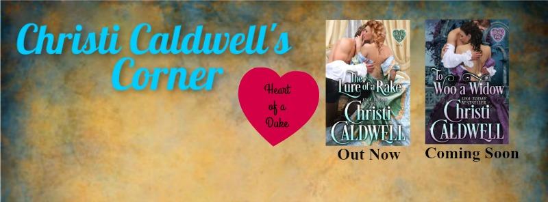 Christi Caldwell Corner