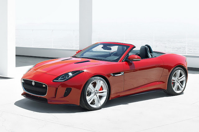 jaguar f type specification