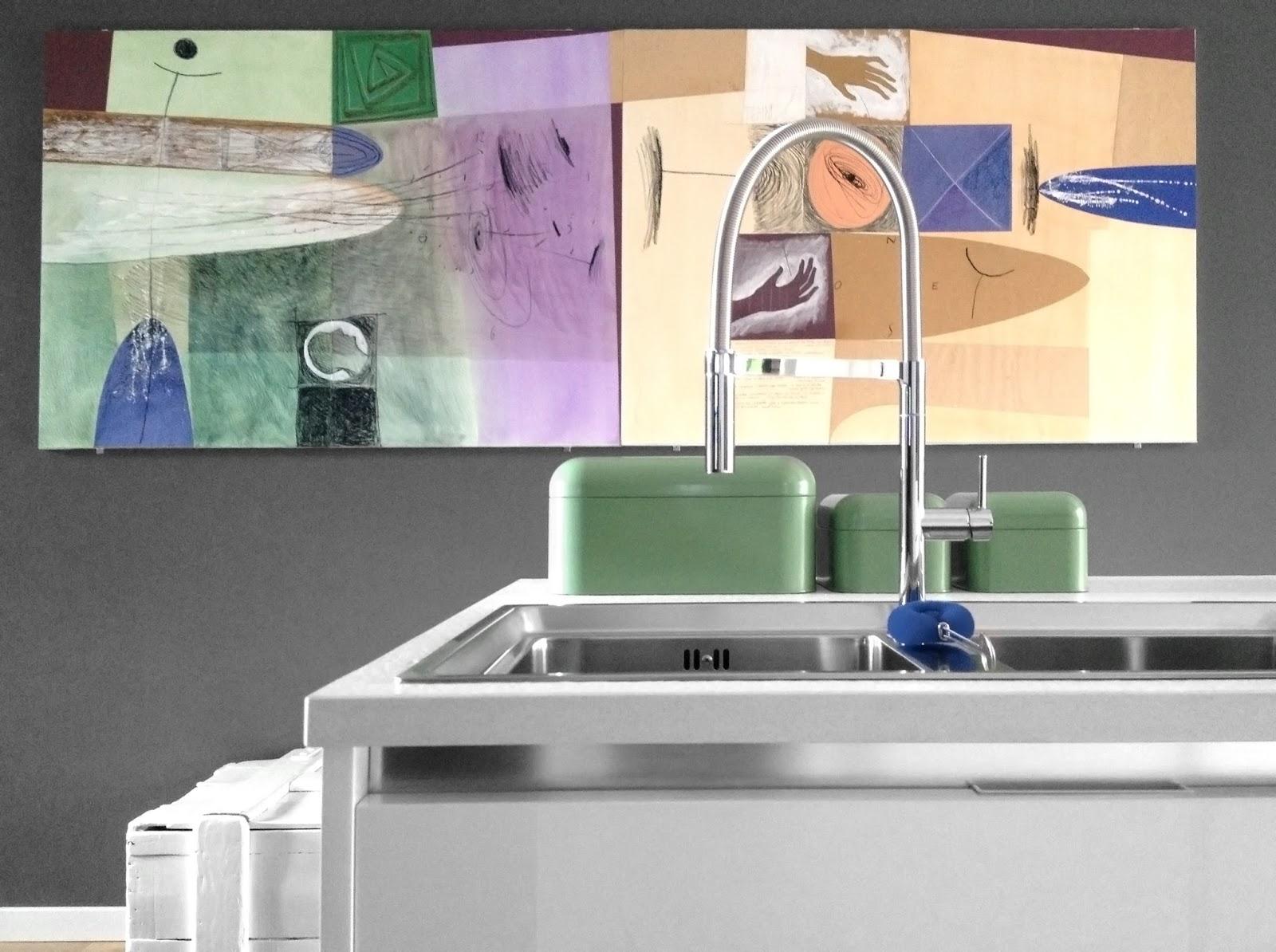 Details of us abbinamenti cromatici quadri accessori - Quadri ikea cucina ...