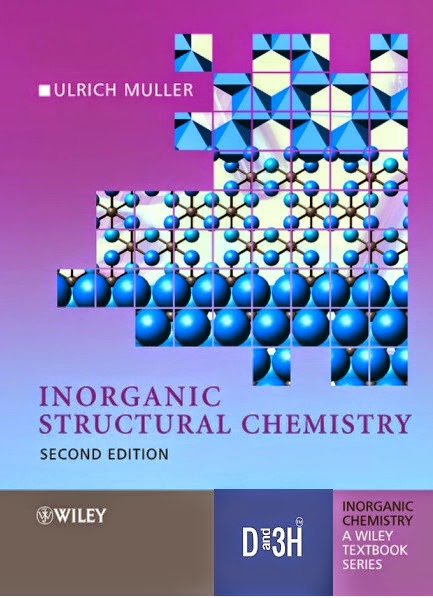 Inorganic Structural Chemistry, 2nd Edition Ulrich Muller
