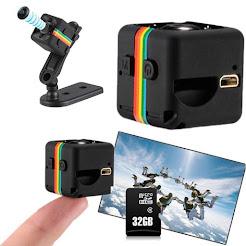 Camera hành trình siêu nhỏ Full HD SQ11