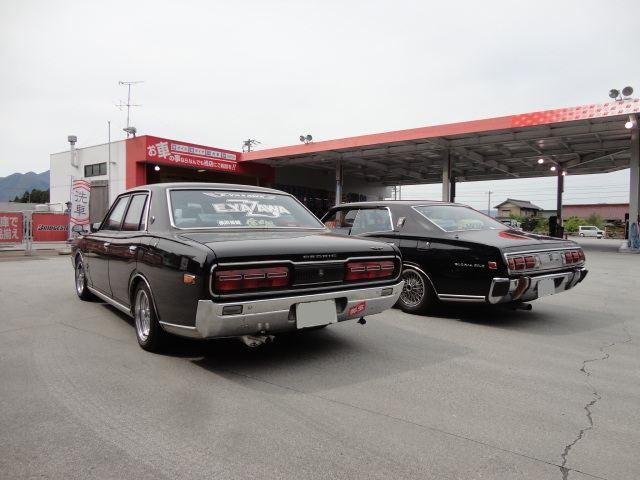 Nissan Cedric  日本車, クラシックカー