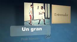 Pádel con el profe Marcelo