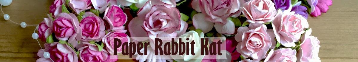 Paper Rabbit Kat