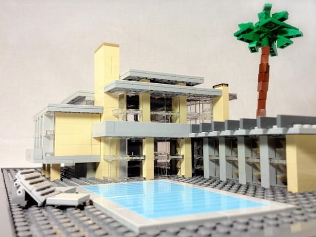 The arquitectura y dise o concurso de dise o moderno de for Modernes lego haus
