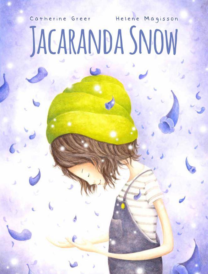 Jacaranda Snow