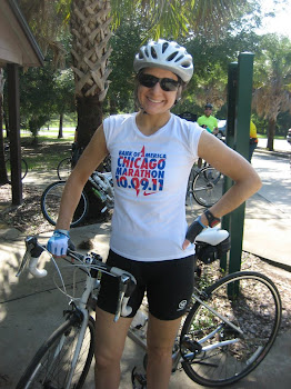 Ride Ready (except for the running shirt--oops)
