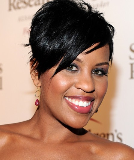 Fashionable Short Hairstyles For Black Women