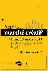 Mon Marché Créatif du 13 mars 2011
