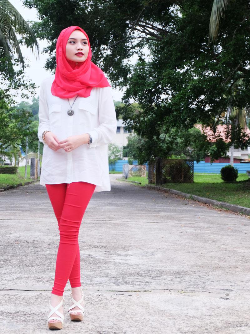 Personal Style Hijabi