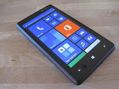 Nokia Lumia 820 Harga Spesifikasi