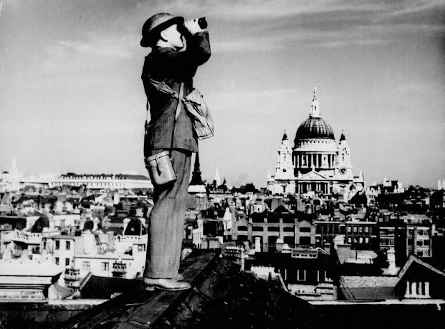 La batalla de Inglaterra en al segunda guerra mundial