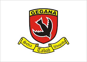 Gegana Logo Vector download free