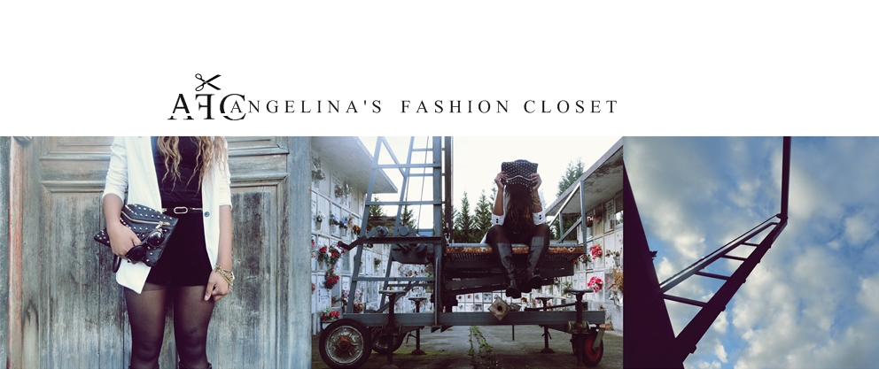 Angelina's fashion closet