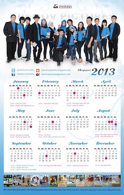 Kalender Kremov Pictures 2013 !