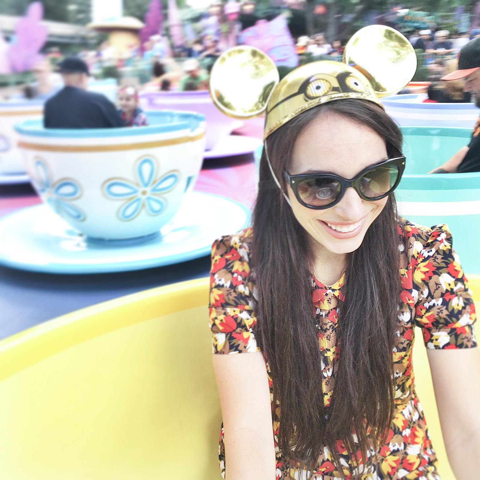 C3PO Mickey Mouse Ears