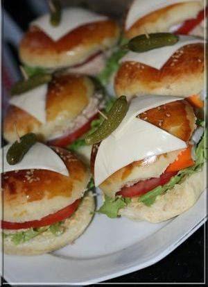 Recette des Petits pains au lait pour sandwiches