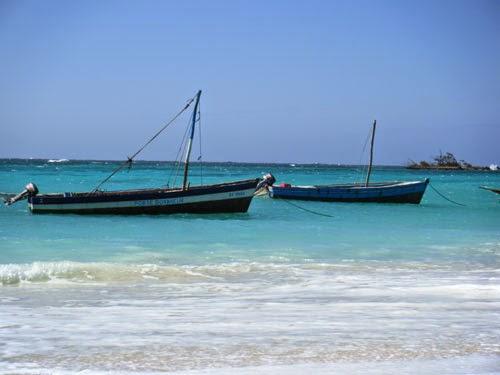 Voyage Madagascar - Bateau de pêcheur