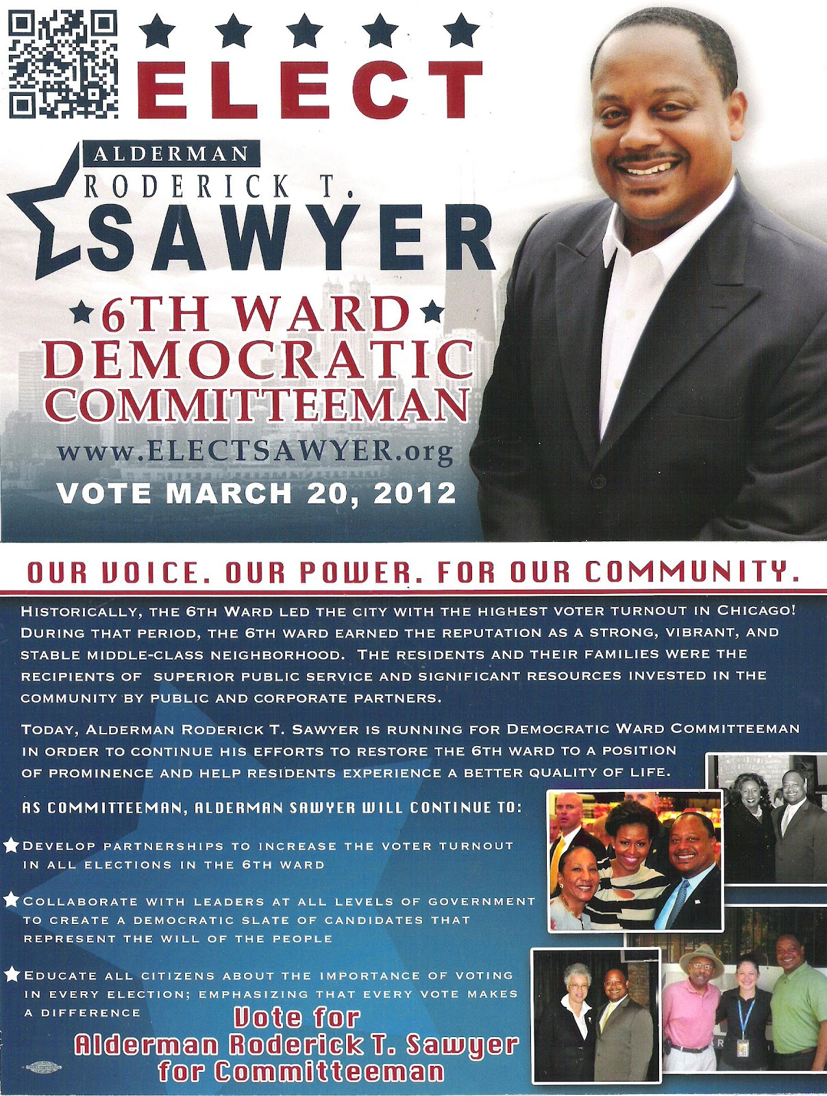 the sixth ward flyer and audio sixth ward democratic committeeman flyer and audio sixth ward democratic committeeman race