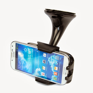 Samsung Galaxy S4 i9500 S2 i9100 Premier i9260 Windscreen Car Mount Holder