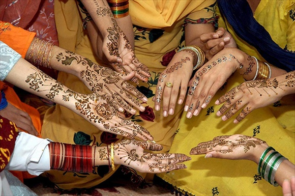 latest eid mehndi designs