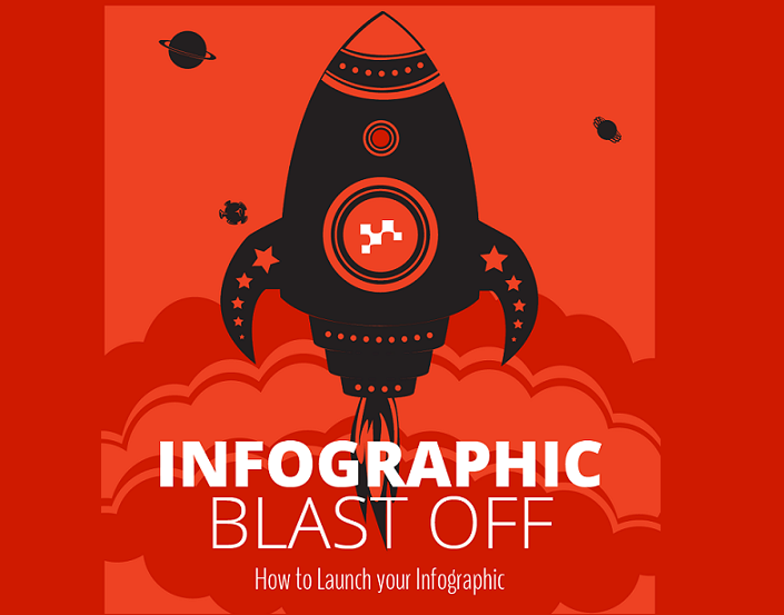 Infographic Blast Off How To Launch Your Infographic