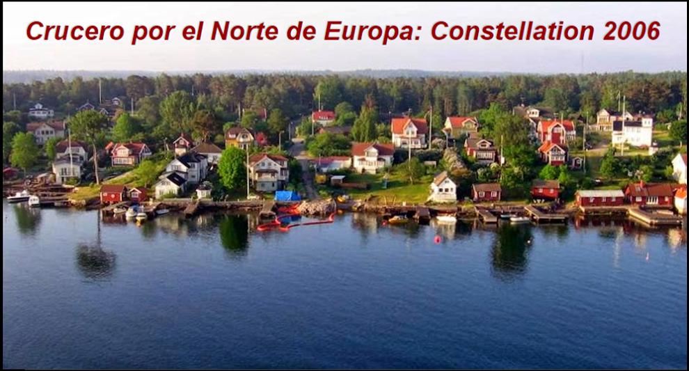 Crucero por el Norte de Europa: Constellation 2006