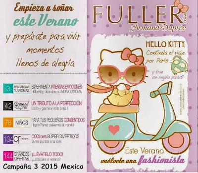 Catalogo de Fuller Campaña 3 2015