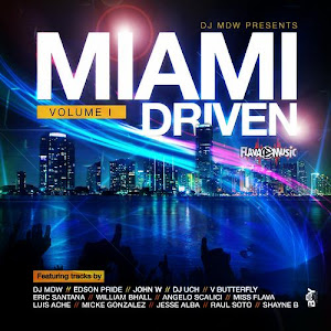 YA ALA VENTA ''MIAMI DRIVEN VOL. 1'' INCLUYE: ENERGY & THE SOUND OF MY LIFE [FLAVA MUSIC]