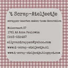 't Scrap-Ateljeetje