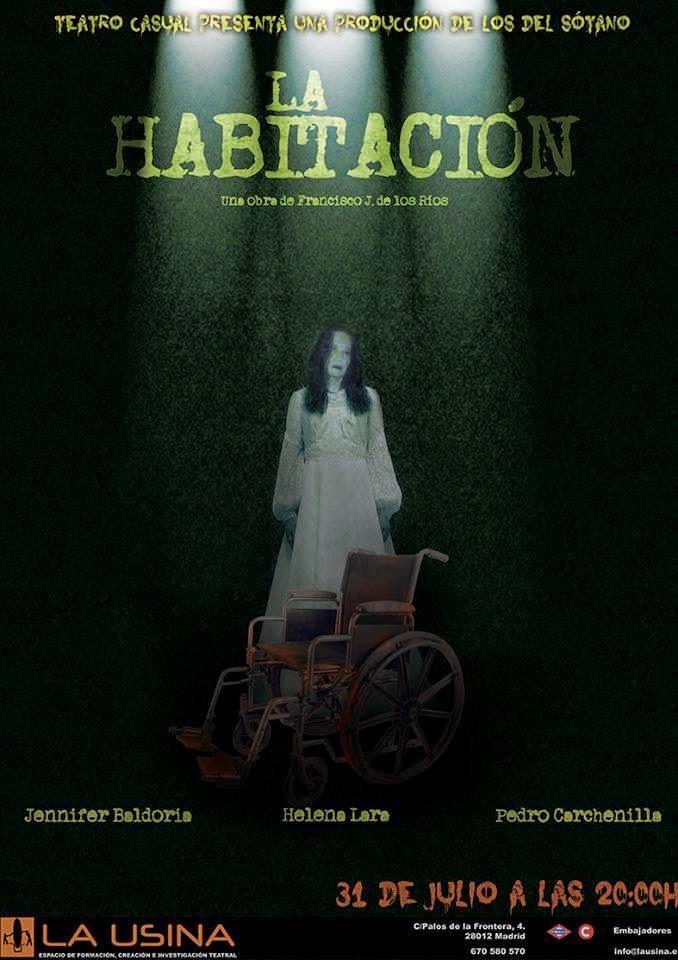 La Habitación. Obra de Teatro de Terror en Madrid